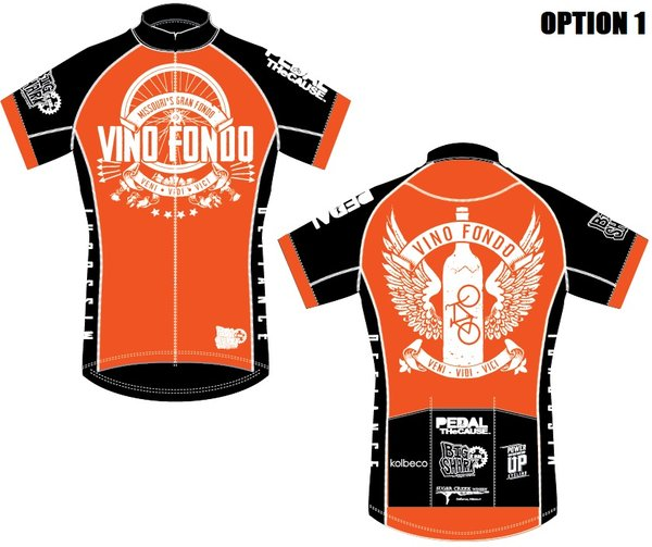 Big Shark 2019 Vino Fondo V1 Jersey Option