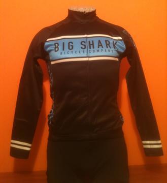 Big Shark 2015 Store Jersey Long Sleeve