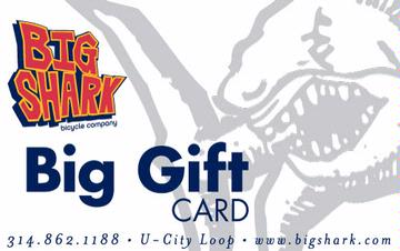 Big Shark Gift Card