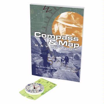 Brunton 7005 COMPASS/MAP/BOOK