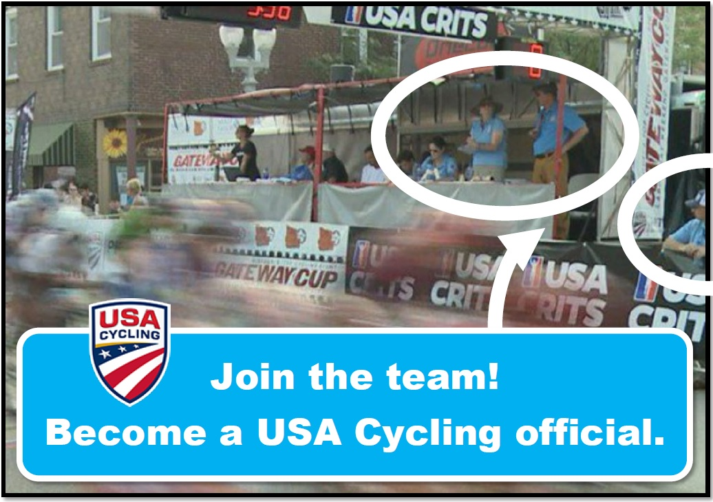 2019 USA Cycling Officiating Clinic - Big Shark Bicycle Company - St