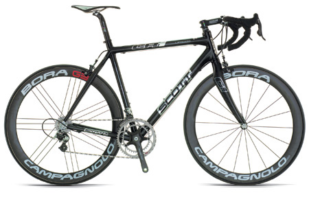 5b787eae9a7 The new line of SCOTT CR1 road bikes receive nothing but rave reviews. So  far, no one who has ridden one has had any complaints.
