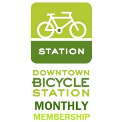 DBS Downtown Bicycle Station Monthly Membership