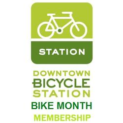 DBS Downtown Bicycle Station Bike Month Free Membership