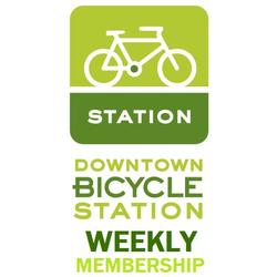DBS Downtown Bicycle Station Weekly Membership