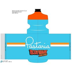 Big Shark Pastaria Big Shark Racing Team Water Bottle