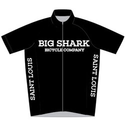 Big Shark Big Shark Black Edition Jersey