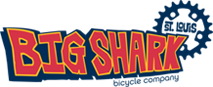Big Shark Bicycle Company Logo
