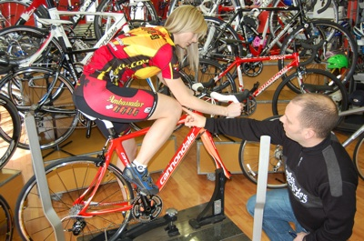 Juteau-Cantin bike fit 4