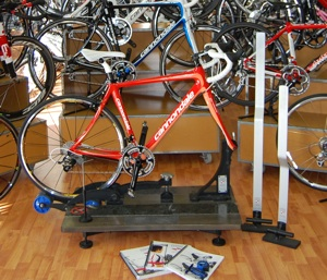 Juteau-Cantin bike fit 1