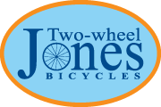 Two-Wheel Jones Bicycles Logo