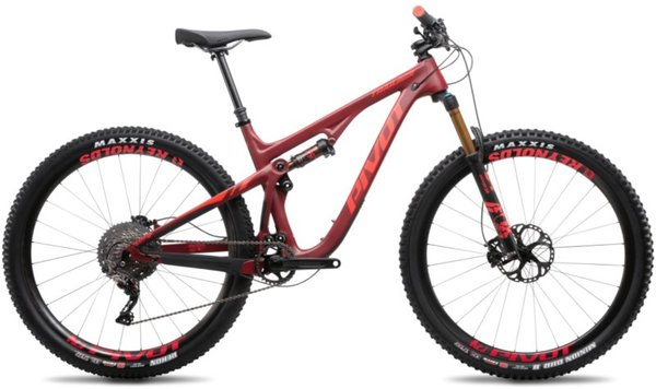 Pivot Cycles Trail 429 Race XO1