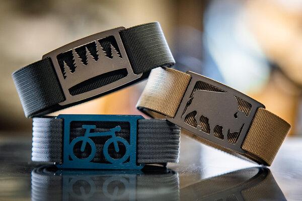 """GRIP6 Webbing Strap Belt (For 1.5"""" Buckles)"""