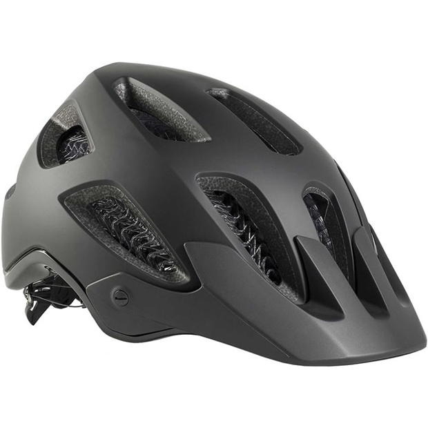 bontrager mountain bike helmet in orange