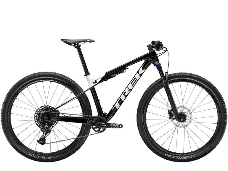 Trek Supercaliber XC mountain bike 9.7 in black