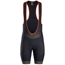 bontrager cycling bibs in black