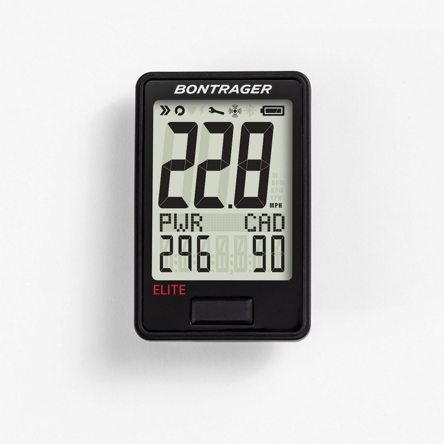 bontrager cycling computer