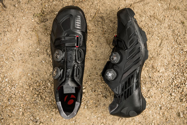 Clipless mountain bike shoes are great for trail riding