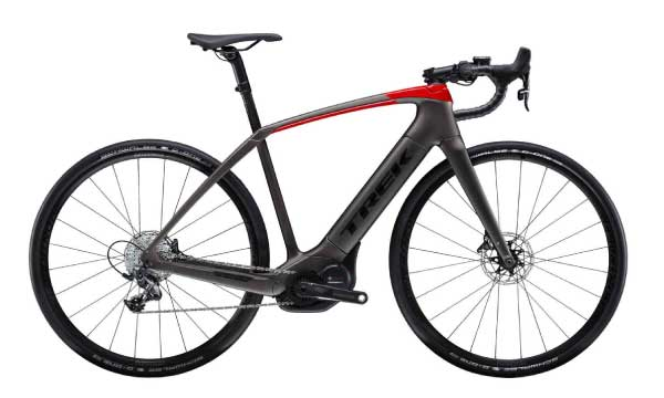 Trek Domane+ electric road bike