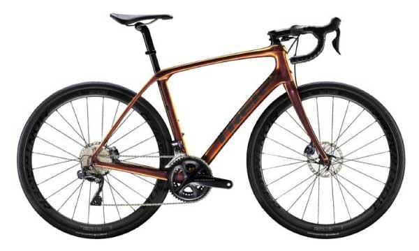 Trek Domane SLR 7 all-road bike
