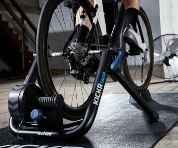 Wahoo KICKR SNAP bike trainer friction
