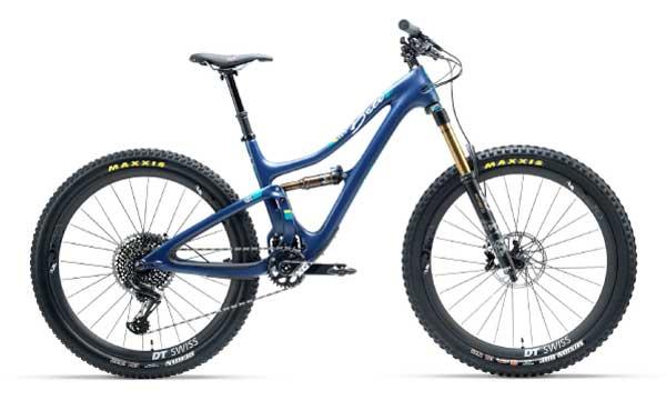 Yeti SB5 Beti women's full suspension mountain bike