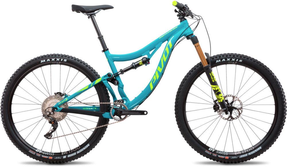 pivot switchblade alloy full suspension mountain bike