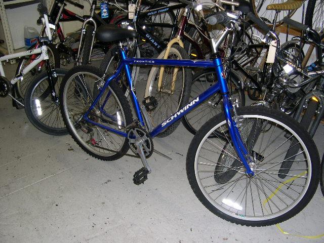 Used Bikes - Philadelphia Cannondale Schwinn GT Haro Fit Repairs
