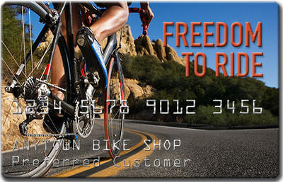 Freedom to Ride credit card