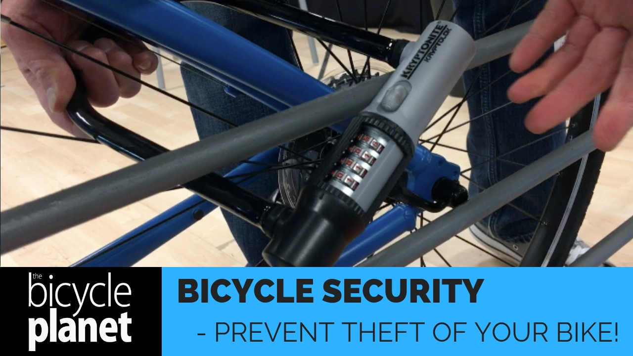 Bike Security to Prevent Theft