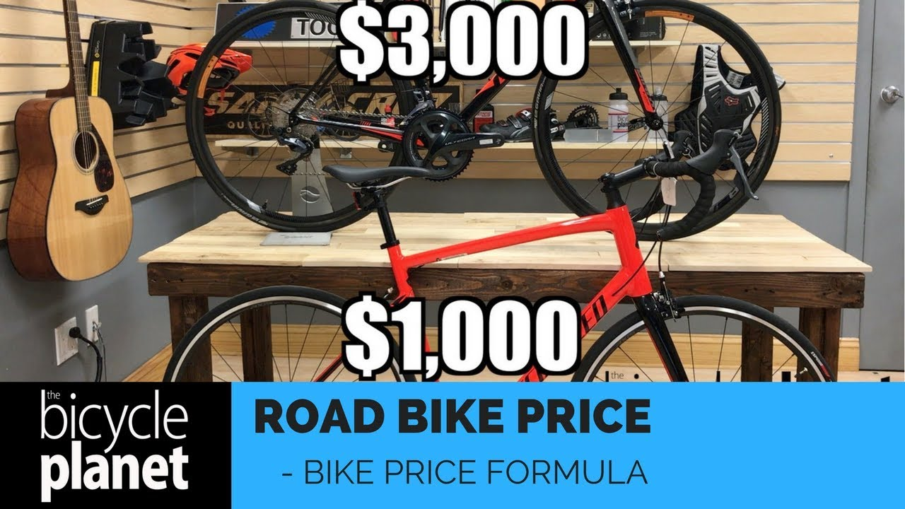Road Bike Prices
