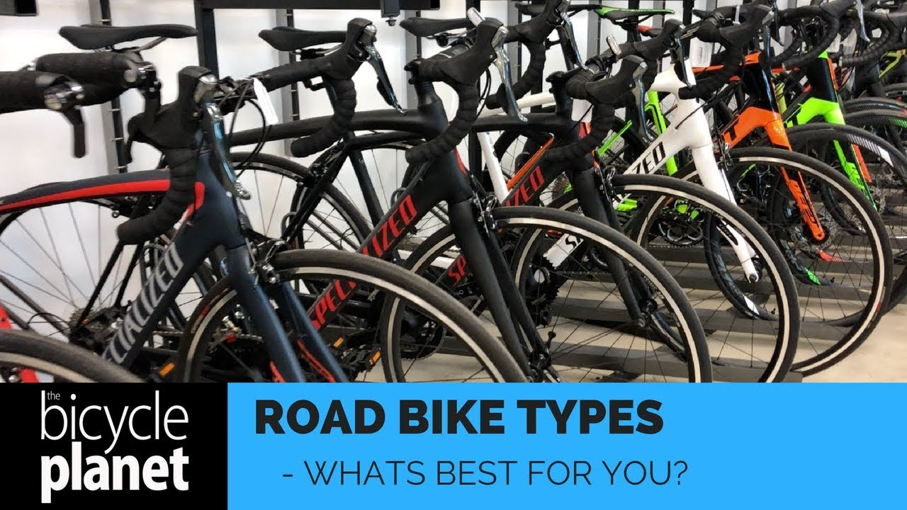 Road Bike Types