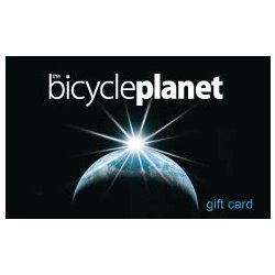 The Bicycle Planet Gift Card