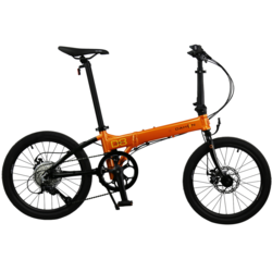 Dahon Launch D8 Orange