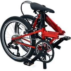 Dahon Speed D9 Red
