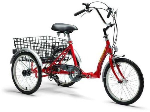 """Belize Tri Rider Folding Tricycle 20"""""""