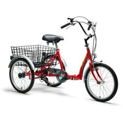 Belize Tri Rider Folding Tricycle 20