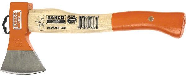 "Bahco Bahco Camping Axe: 14.25"" Wood Handle"