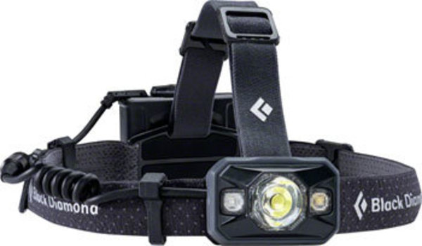 Black Diamond Black Diamond Icon Headlamp: Aluminum