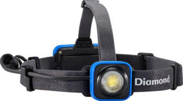 Black Diamond Black Diamond Sprinter Headlamp: Ultra Blue