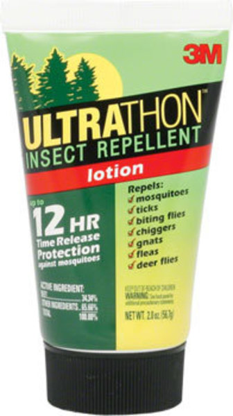 3M 3M Ultrathon First Aid Insect Repellent: Lotion: 2oz