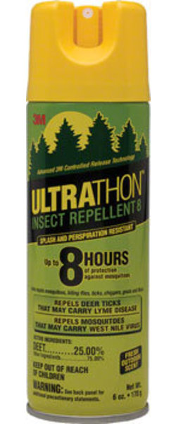 3M 3M Ultrathon First Aid Insect Repellent: Aerosol: 6oz