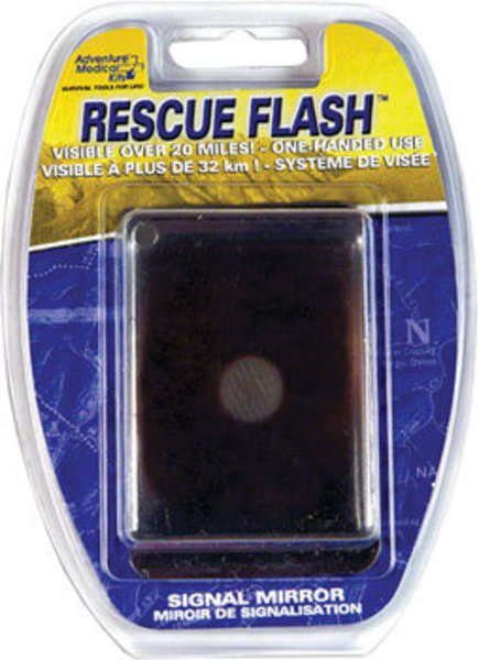 Adventure Medical Kits Adventure Medical Kits Rescue Flash Signal Mirror