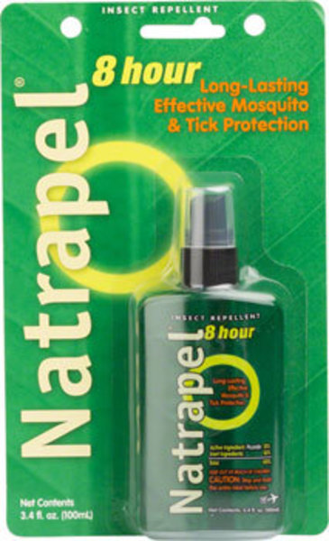 Adventure Medical Kits Adventure Medical Kits 8-hour Natrapel Mosquito and Tick protection: 3.4oz Pump