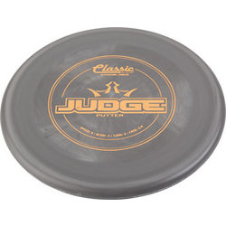 Dynamic Discs Dynamic Discs Judge Classic Blend Golf Disc Putter: Assorted Colors