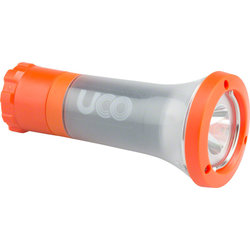 UCO UCO Clarus Latern + Flashlight: Orange