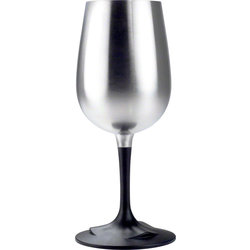GSI OUTDOORS GSI Outdoors Glacier Stainless Nesting Wine Glass