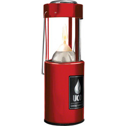 UCO UCO Original Candle Lantern: Red