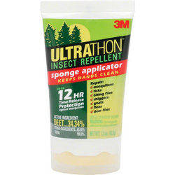 3M 3M Ultrathon First Aid Insect Repellent: Lotion with wipe on sponge: 1.5oz