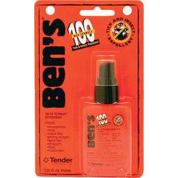 Adventure Medical Kits Adventure Medical Kits First Aid: Ben's 100 Max Insect Repellent: 1.25oz Spray